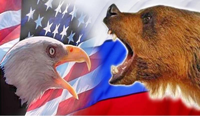 Америка, остановись: впереди Россия!