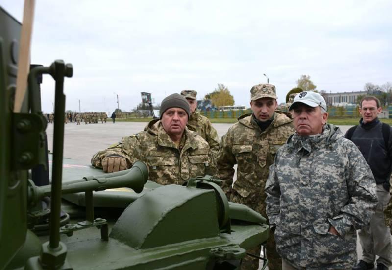 Муженко объявил об успешных испытаниях новых украинских комплексов ПВО