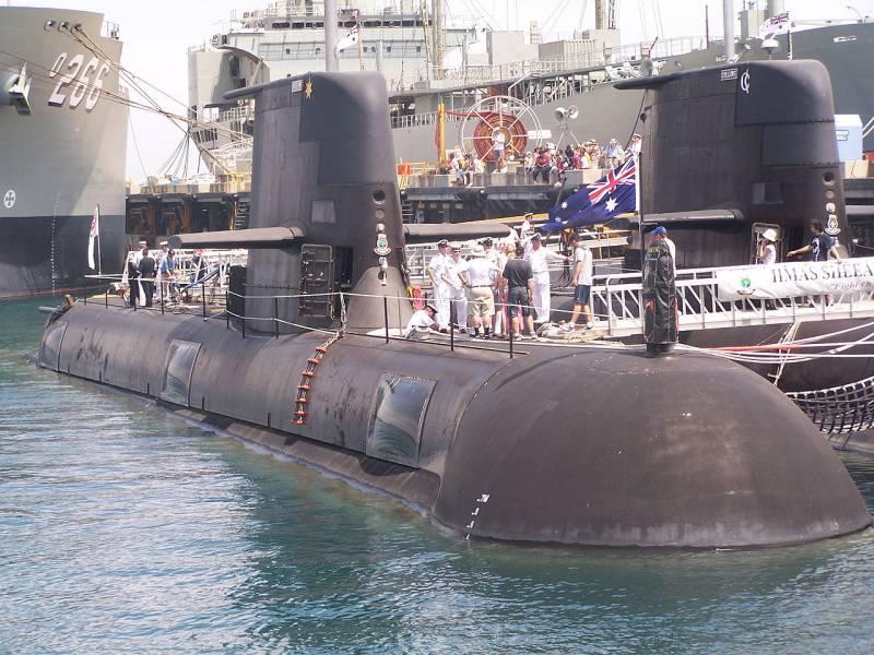 Вода… кругом вода. О модернизации подводного флота
