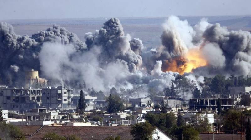 Конашенков: западная коалиция за сутки нанесла 9 авиаударов по кварталам Мосула