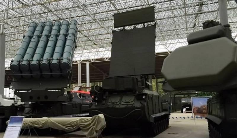 Войсковая ПВО открывает новые горизонты. Что изменится с приходом «Бука-М3»?