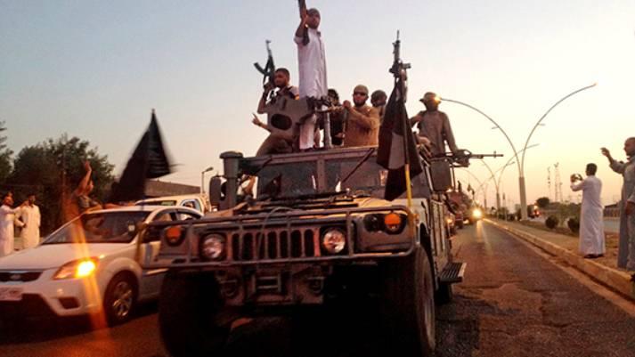 США пытаются блокировать Ракку, чтобы предотвратить переброску подкрепления в Мосул