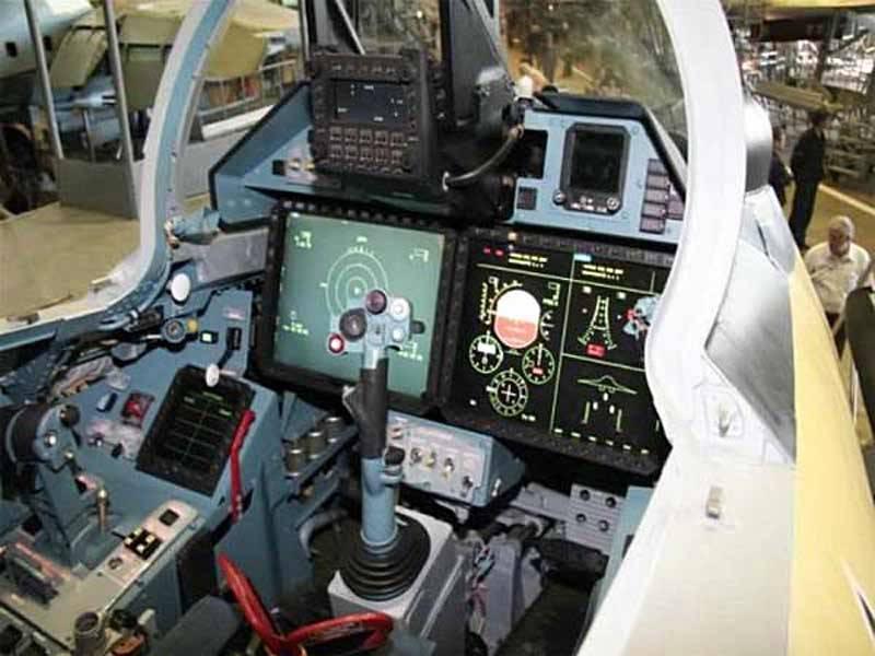 Россия поставит Китаю трёхмерные электронные карты для истребителей Су-35