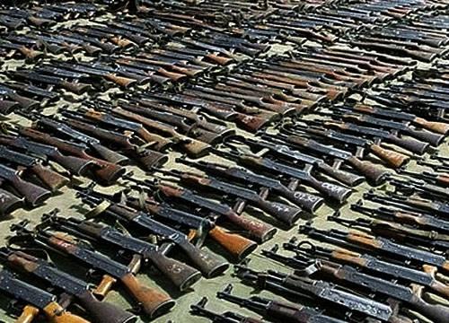 Кто главный импортёр стрелкового оружия с территории Украины?