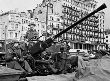 Зенитки против танков. Часть 3-я