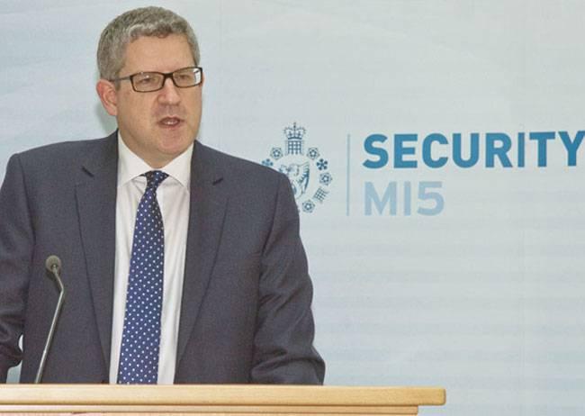 """Мария Захарова прокомментировала интервью главы британской MI5 о """"руке Кремля"""""""