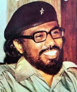 «Че Гевара» Львиного острова. Ланкийское восстание и его лидер
