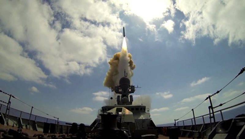 В «Рособоронэкспорте» ожидают большой спрос на ракетные системы «Калибр»