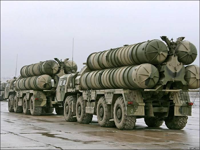 В России завершён ремонт ЗРК С-300, предназначенных для Беларуси