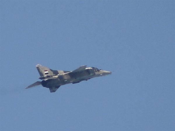 СМИ: ВВС САР возобновили авиаудары по боевикам в окрестностях Алеппо