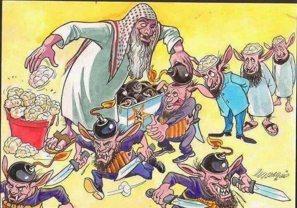 Совет ООН по правам террористов?