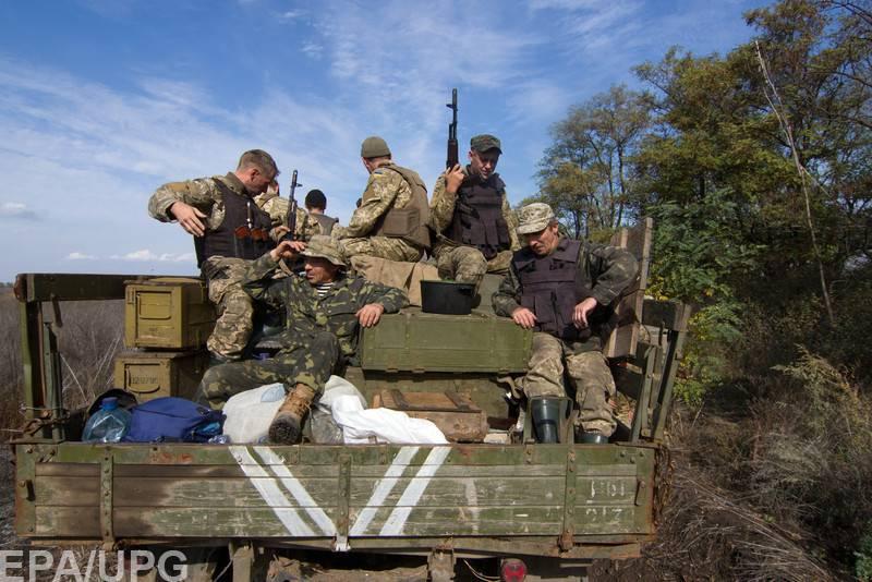 Военнослужащие ВСУ уличили Порошенко во лжи