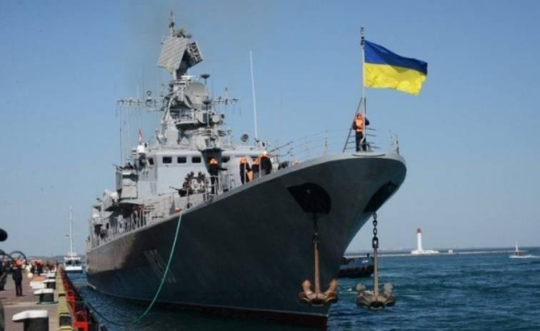 Командующий ВМСУ: Украина приступила к переоснащению флота