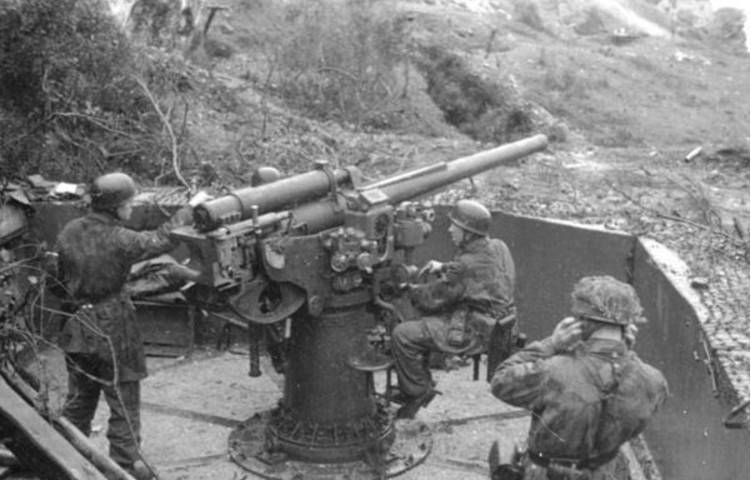 Зенитки против танков. Часть 4-я