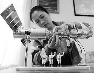 Китай теснит Россию и США на олимпе мировой космонавтики