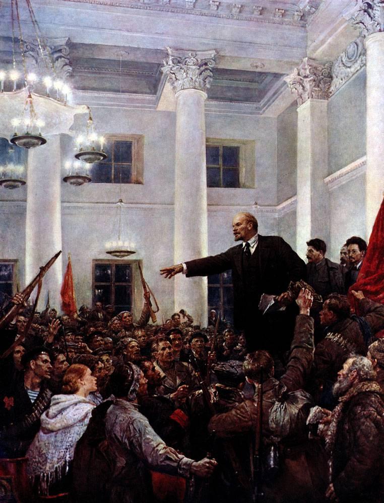 Ленин и большевики спасли русскую цивилизацию