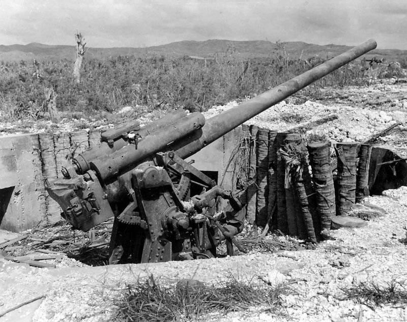 戦車に対する対空砲。 パート5