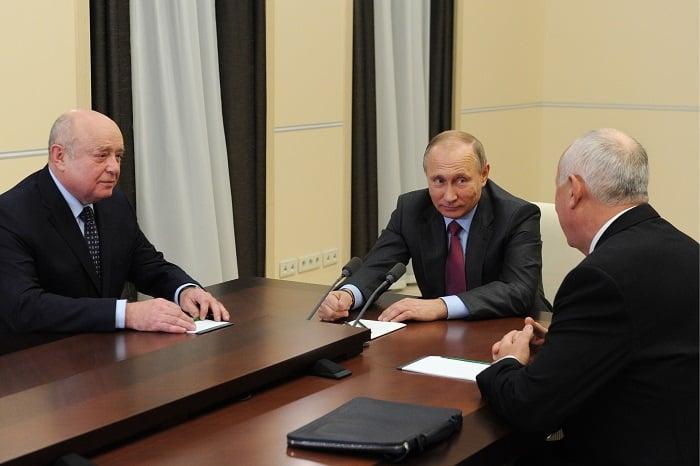 Леонид Решетников как стратег