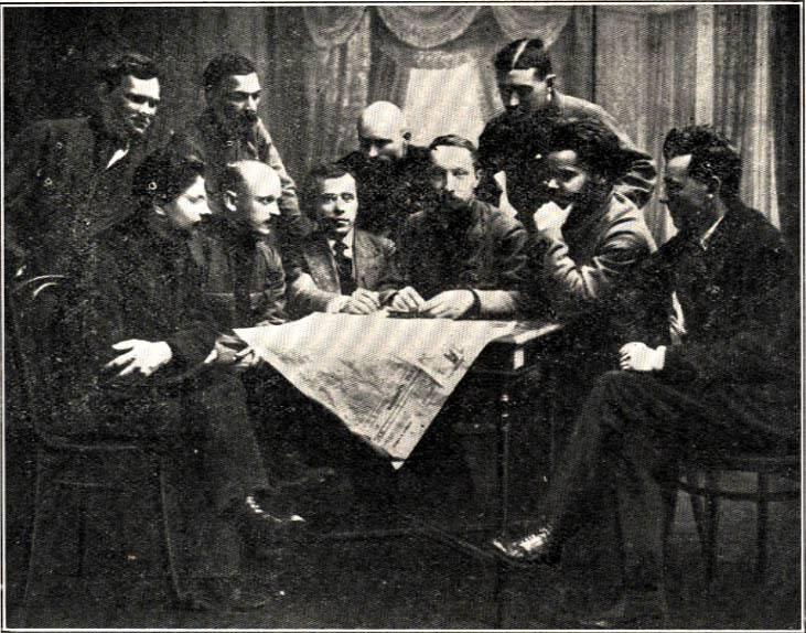 Неизвестные кузнецы Октября. Как анархисты участвовали в Октябрьской революции