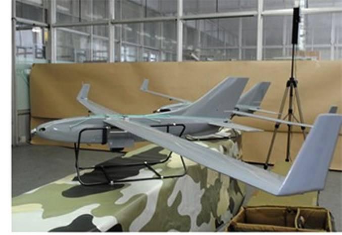 Погранслужба Украины заказала 10 разведывательных БЛА