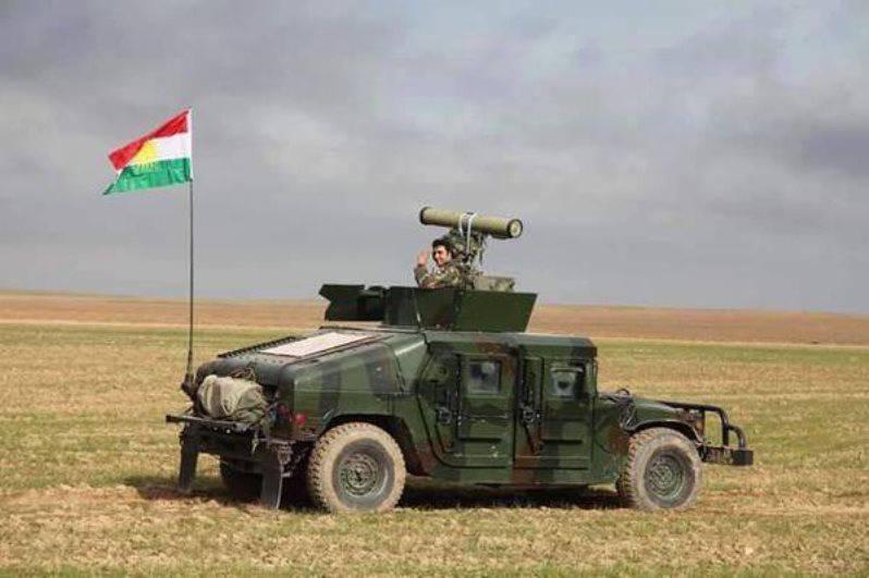 Иракские военные отметили высокую эффективность российского «Корнета»