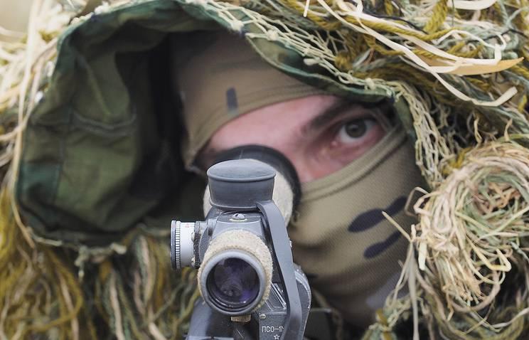 Новая снайперская винтовка для спецслужб запускается в серию