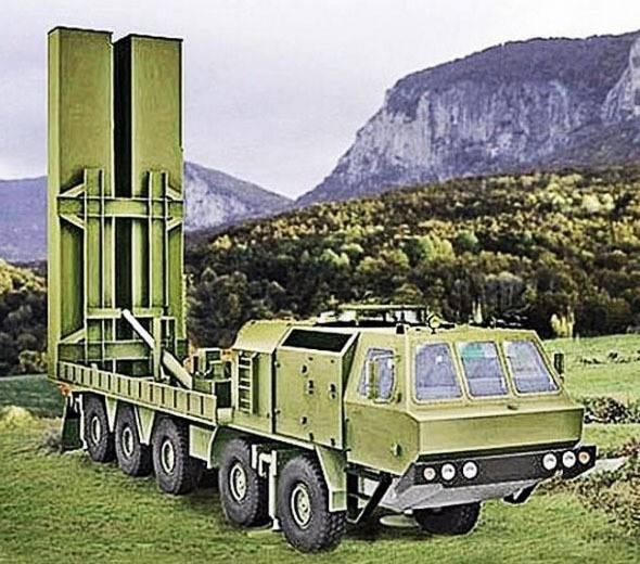 На Украине заявили о создании нового ракетного комплекса