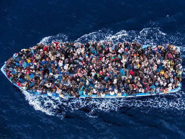 Ливийский маршрут. Как нелегальные мигранты пересекают Средиземное море