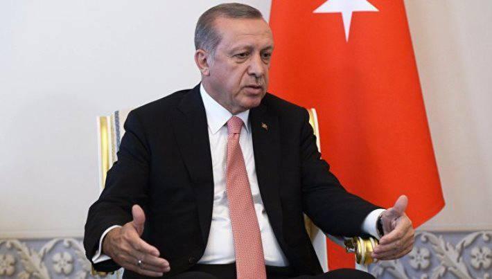 Эрдоган: «Запад не сделал для нас ничего хорошего. Мы сами будем решать свои проблемы»