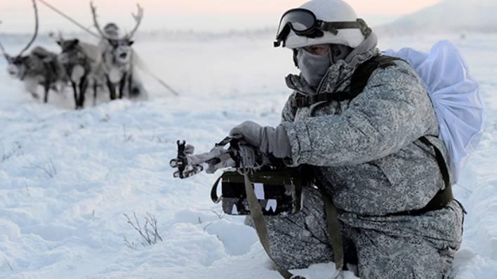 Российских спецназовцев оснастят арктическими бронежилетами
