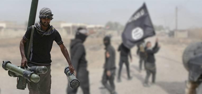 СМИ: Боевики ИГИЛ в Мосуле применяют беспилотники с закреплённой взрывчаткой и отравляющими веществами