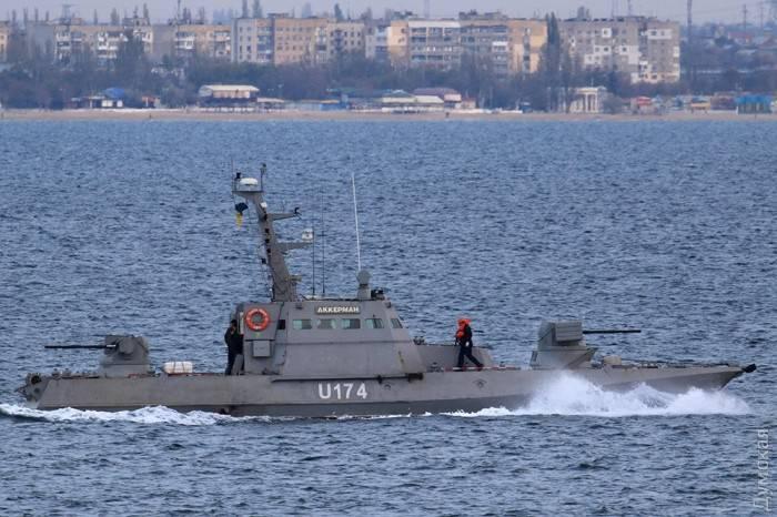 Украинские бронекатера вышли на госиспытания