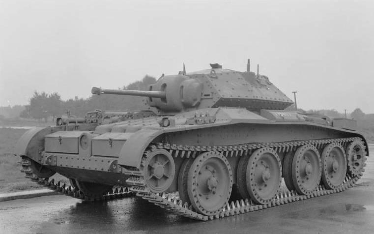 Covenanter: танк Второй мировой, никогда не участвовавший в сражениях
