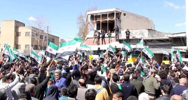 Минобороны РФ опровергает заявления о бомбардировках пригородов Дамаска