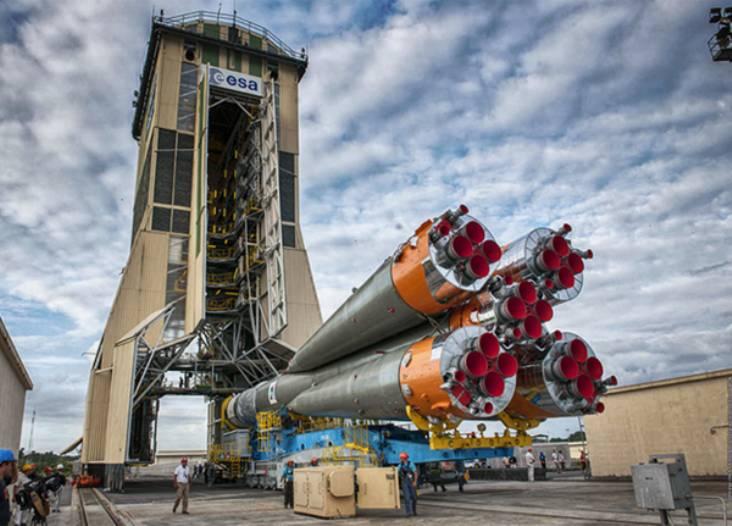 В России создан новый материал для ракеты-носителя «Союз»