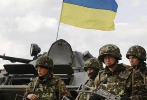 ATO 구역에서 우크라이나 군인의 10 %에게는 겨울 의류가 제공되지 않습니다.