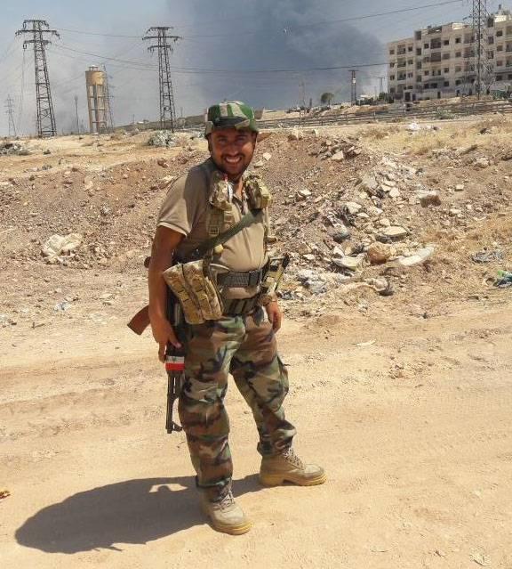 Армия САР освободила квартал 1070 в Алеппо от боевиков