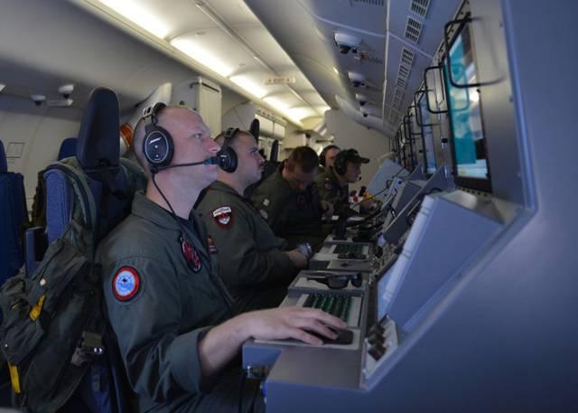 Парк противолодочных самолетов ВМС США будет полностью обновлен к 2020 г