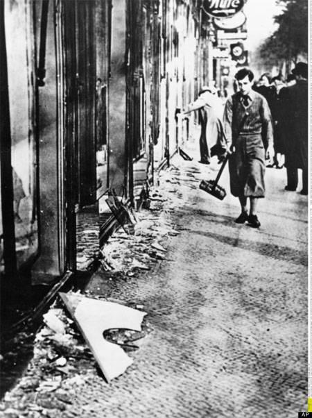 11月9--反对法西斯主义,种族主义和反犹太主义的国际日