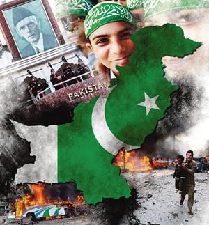 Нешелковый путь Пакистана