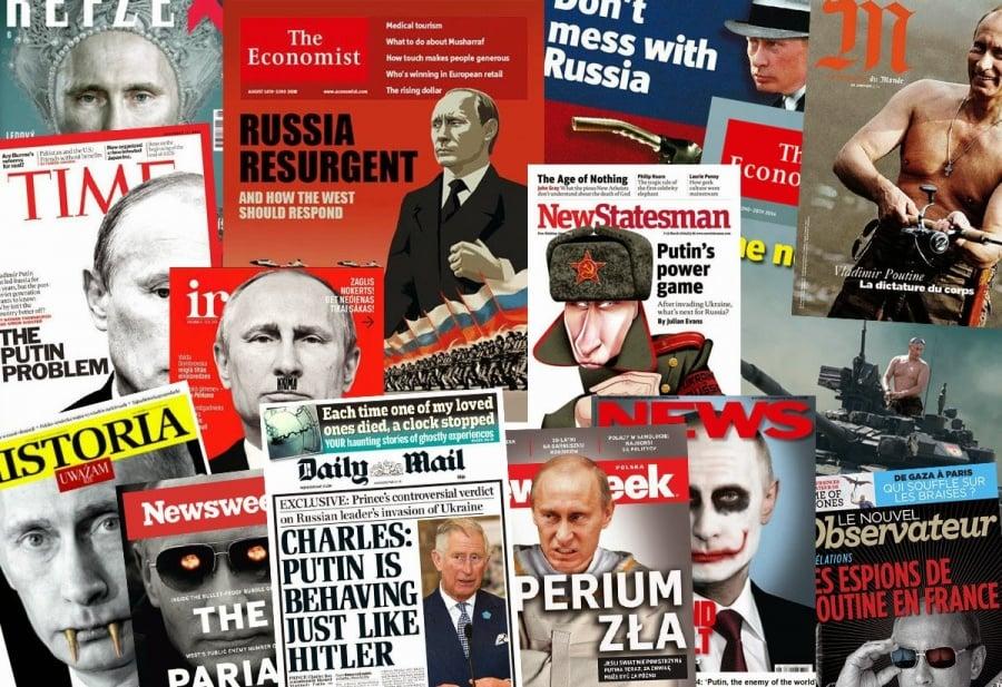 Негры ненавидят россию