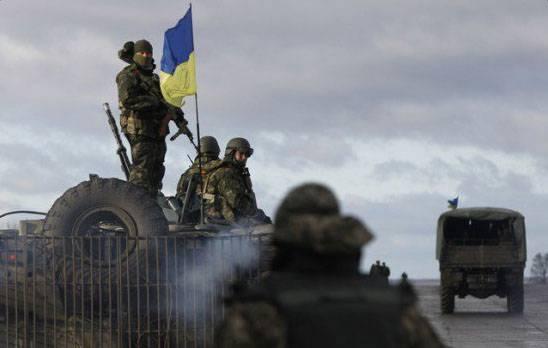 СМИ: Под Мариуполем украинский танк раздавил автомобиль с гражданскими лицами