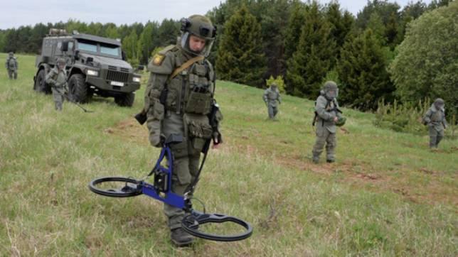 В РФ завершаются испытания новейшего металлоискателя