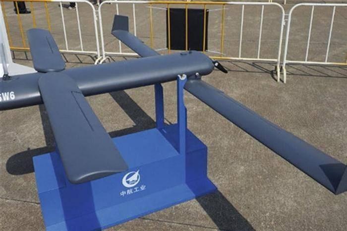 Беспилотный летательный аппарат «Тянь И» / SW6 (Китай)
