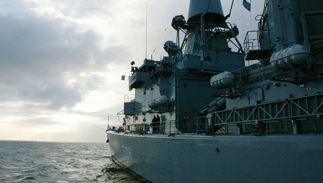 В Средиземном море стартовала «постоянная операция» НАТО «Морской страж»