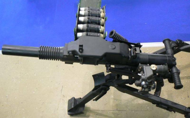 Новый гранатомёт «Балкан» планируется принять на вооружение в 2017 г