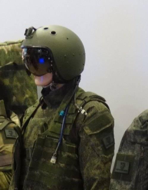Компания «Армоком» представила новый защитный комплект для вертолетчиков