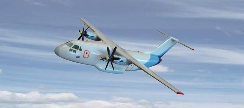 Ил-112В: сборка полным ходом