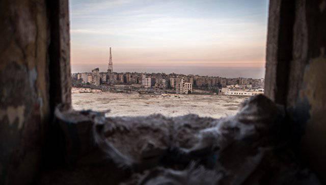 МО РФ назвало условие, необходимое для новых «гуманитарных пауз» в сирийском Алеппо