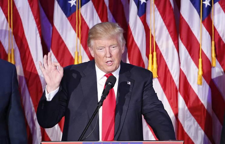 Трамп: в Сирии Америка будет бороться с террористами, а не с Асадом